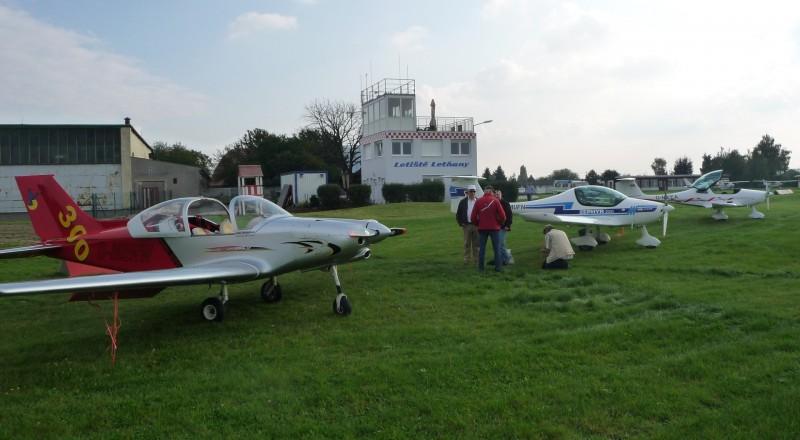 SFC Flugzeug-Verband in Letnany
